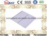 Пластичная деревянная панель стены PVC печатание для доски Cielo Raso De PVC потолка