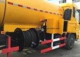 Dongfeng 18000 L precio del carro de la succión de las aguas residuales del vacío