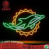Iluminación del LED para la decoración de la muestra de neón del dragón