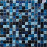 Mosaico di vetro poco costoso per le mattonelle della parete della stanza da bagno
