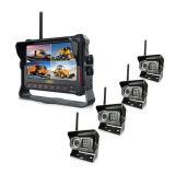 7-Inch 4CH Digital drahtloses Kamera-System