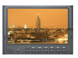 "7 "" 1080p HDMI HD DSLR Kamera LCD-videomonitor mit dem Emporragen des Fokus für Kamera Canon-5D II"