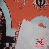 De Stoffen van de Zijde van de chiffon met Afgedrukt voor Kleding/Hijab
