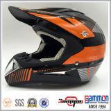 Холодный шлем ECE Motorcross профессионала с надписью на стенах (CR405)