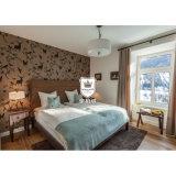 ホステルのファミリー・ルームの木製の寝室の家具の価格