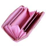 Бумажник цепи бумажника застежки -молнии маленькой девочки цвета Fani розовый для женщин