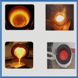 중국은 IGBT 감응작용 강철 또는 구리 작은 조각 녹는 기계를 만들었다