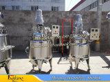 Reattore di serbatoio esterno del riscaldamento della bobina 1000L con l'agitatore dell'ancoraggio