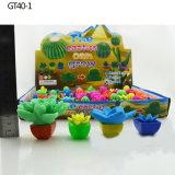 Heiße Form-wachsende Spielwaren für Chindren MiniPonsai lustigen wachsenden Kaktus können wachsen