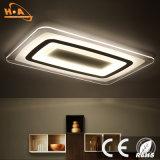 Luz de techo de la lámpara LED del precio tope de fábrica de China para decorativo casero