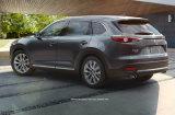 Relação video da navegação Android do GPS para Mazda Cx-9 (sistema de MZD)