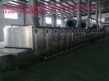 Secador de transportador dedicado a musgo