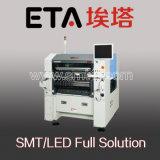 Microplaqueta Mounter do diodo emissor de luz de Eta SMD SMT/atirador da microplaqueta/máquina da picareta e do lugar