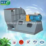 Ventilator van Hoge druk 4-72 van het roestvrij staal de Industriële Centrifugaal