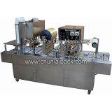 Электрические завалка чашки и машина запечатывания