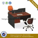 China passte MDF-hölzerne Arbeitsplatz-Büro-Möbel an (HX-NCD066A)