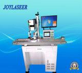 Fein aufbereitete Ende-Gepumpte Laser-Markierungs-Maschine für PVC/ABS