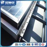 Bâti en aluminium de panneau solaire d'approvisionnement d'usine de niveau élevé