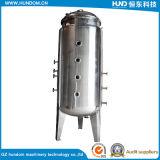 Réservoir de chauffage de double de réservoir de chauffage de bobine d'acier inoxydable