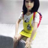 Плоская кукла секса куклы 128cm секса комода взрослый пластичная