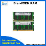 Навальный RAM DDR2 упаковки 128mbx8 Unbuffered SODIMM 2GB