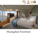 シンプルな設計4の星のホテルの寝室の家具Sale (HD604)