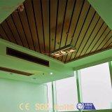 Panneau de plafond facile ignifuge de PVC d'installation de modèle d'intérieur à vendre