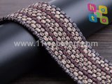 Seil-Webart-Baumwollgewebtes material für Beutel Kleid und Bekleidungszubehör