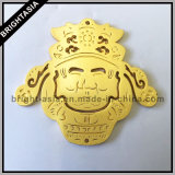Emblema do emblema do metal para a decoração (BYH-101153)