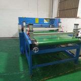 De automatische Hydraulische Schoen die van het Voer tot Leer maken Scherpe Machine (40 ton)