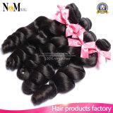 Бразильские волосы сотка человеческие волосы 100% (QB-BVRH-LW)