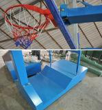 Carrinho elétrico profissional do basquetebol da hidráulica da aro de basquetebol da extensão 3.35m