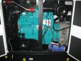 Горячий генератор сбывания 125kVA/100kw Cummins молчком тепловозный (6BTAA5.9-G2) (GDC125*S)