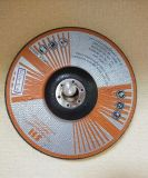 Piatto di appoggio abrasivo della fibra di vetro usando per il disco della falda di rinforzo vetroresina