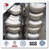 fornitore senza giunte del gomito saldato estremità dell'acciaio inossidabile di 90d Ss304