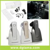 Intera cuffia di Bluetooth dell'in-Orecchio dell'insieme con il caricatore dell'automobile della stazione del caricatore