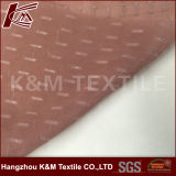 Seda hecha girar el 1% de seda del oro de la tela 90%Silk 9%Cotton del algodón de la tela de mezcla 10m m