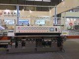 Máquina de cristal de pulido de la alta calidad automática llena