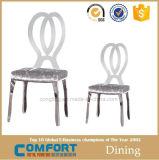 販売のための最新の様式ファブリック食堂の椅子