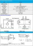 Mini vis de support de vis à C.A. de transformateur de courant CT