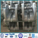 Тип затвор штанги литой стали JIS F2015 анкерной цепи