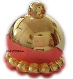 Prenda de ornamento com material de liga de zinco