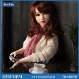 Doll van het Geslacht van de Liefde van het Meisje van de Schoonheid van het Stuk speelgoed van de Masturbatie van 140cm voor de Mens