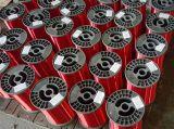 155 thermische Klasse Geëmailleerdel CCA van de Draad van het Aluminium van het Koper Beklede Draad voor het Winden van de Motor