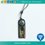 Tag Epoxy clássico de S50 RFID com forma irregular