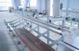 Nós fornecemos a máquina plástica da extrusão do perfil da venda quente UPVC