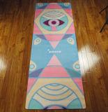 Stuoia durevole di forma fisica di yoga della gomma naturale