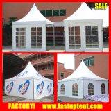 Tenda di alluminio del Gazebo del Pagoda del PVC del blocco per grafici
