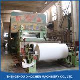 (DC-1800mm) Machine de fabrication de papier d'utilisation de bureau de fil de Fourdrinier