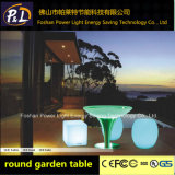 屋外の再充電可能なLEDカラー変更の家具セット